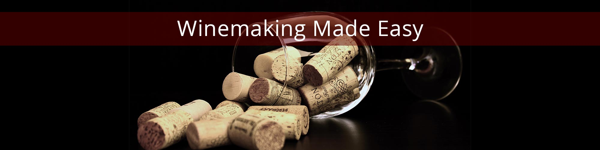 1Winemaking made easy