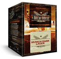 Brew House Packaging Munich Dark Lager
